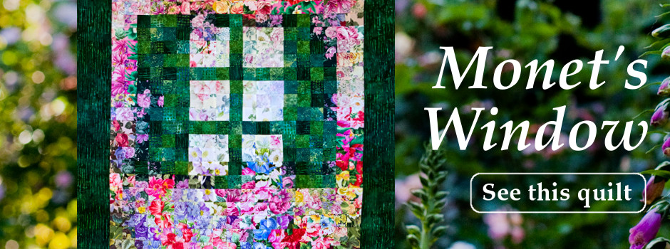 Garden Quilts by Nicole